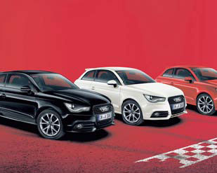 Audi A1 Black Styling Edition
