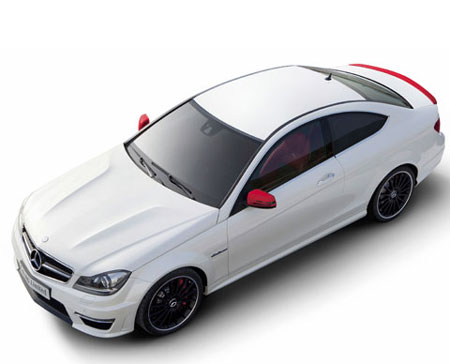 C 63 AMG Limited