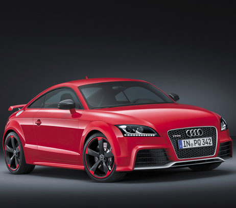 Audi TT RS Plus Coupe