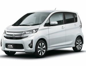 三菱自動車「eKカスタム」