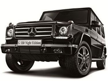 G 550 Night Edition