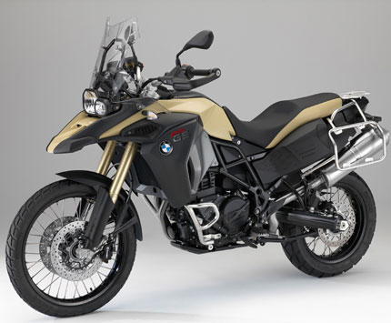 ニューBMW F 800 GS Adventure