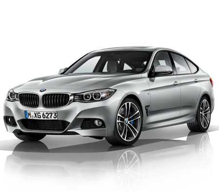 the new BMW 3 Serise Gran Turismo - M Sport Package