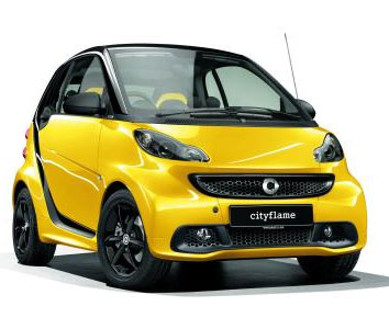 smart fortwo coupe mhd edition cityflame