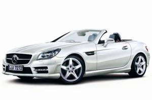 オープンカー「SLKクラス」