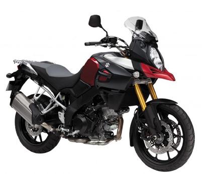 大型ツーリングモデル「V-Strom(ブイ ストローム) 1000 ABS」