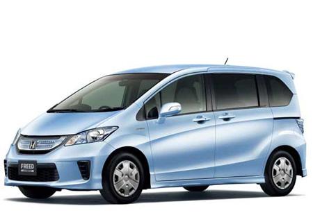 フリード Hybrid特別仕様車 <ジャストセレクション+>(6人乗り)