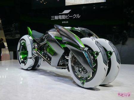 三輪電動ビークル『J』