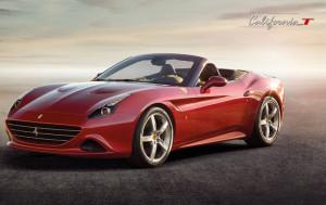 フェラーリ・カリフォルニア T