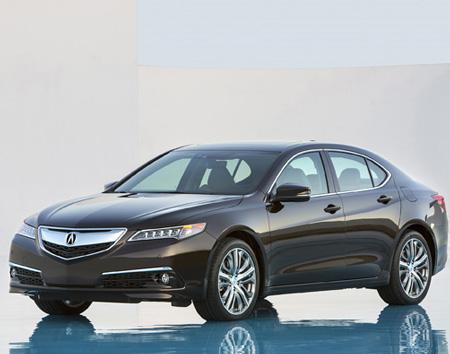セダン新型Acura「TLX」