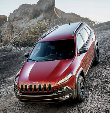 Jeep(R)Cherokee(ジープ・チェロキー)