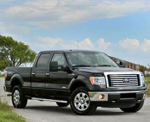 米国で圧倒的強さのフォード P/U Fシリーズ