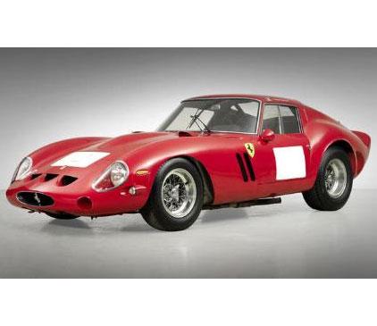 1962フェラーリ250GTO