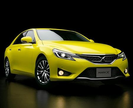 """マークX 特別仕様車250G""""Yellow Label"""