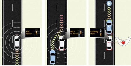 自動運転支援システムをITS世界会議で公開