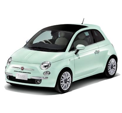FIAT 500 Mentina