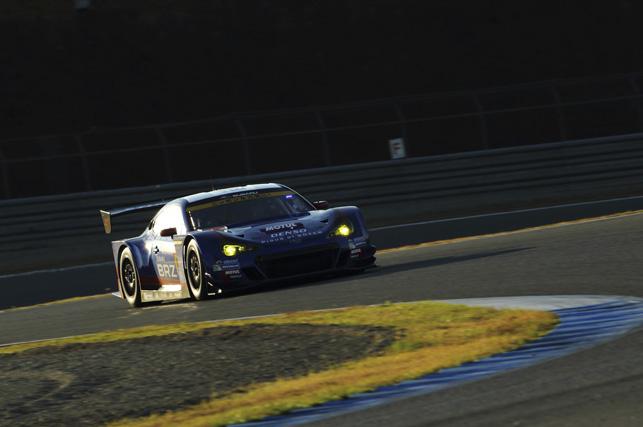 SUPER GT BRZ参戦