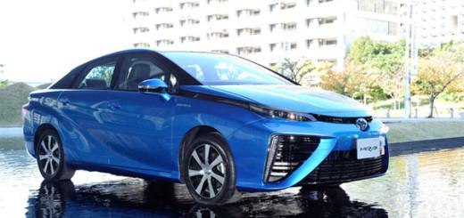 燃料電池車「MIRAI(ミライ)」