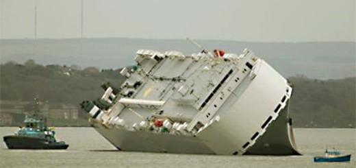 貨物船座礁