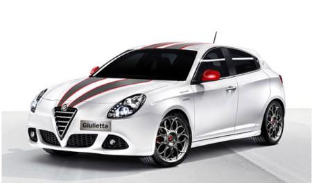 Alfa Romeo Giulietta Ken Okuyama Speciale Bianca(アルファ ロメオ ジュリエッタ ケン オクヤマ スペチアーレ ビアンカ)