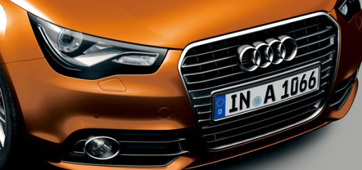 "Audi A1 Sportback color selection-""Samoa Orange"""