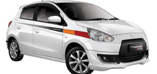 インドネシア限定車 ミラージュ スポーツ