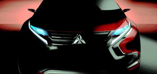 三菱自 新SUV