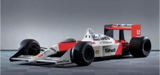 F1マクラーレン・ホンダ