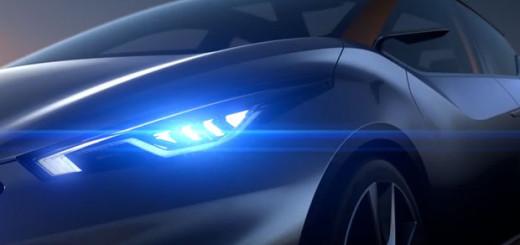 マーチ後継車コンセプト「SWAY」