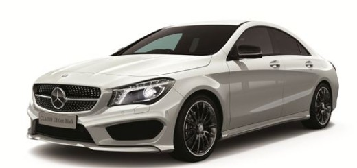 CLA 180 Edition Black