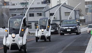超小型モビリティカー