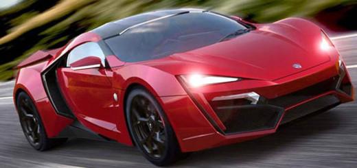 「Lykan Hyper-Sport」