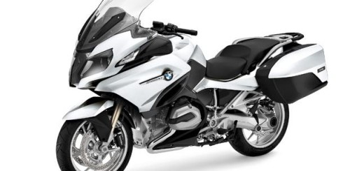 「BMW Motorrad R 1200 RT」の限定色「アルピン・ホワイト」