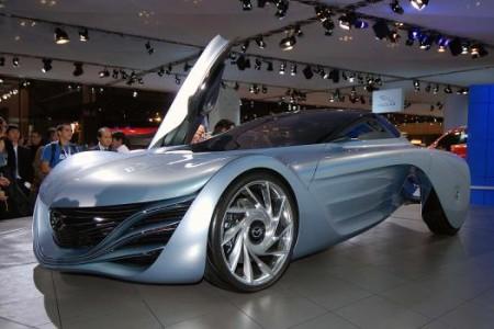 ロータリースポーツカー「大気」