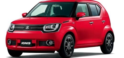 新型小型乗用車「イグニス」