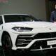 ランボルギーニ 新型多目的スポーツ車(SUV)「ウルス」 日本初公開
