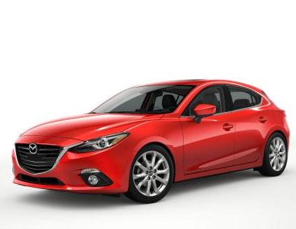 新型「Mazda3(日本名アクセラ)」