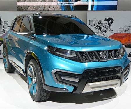SUV「iV-4」の市販モデル「ビターラ」