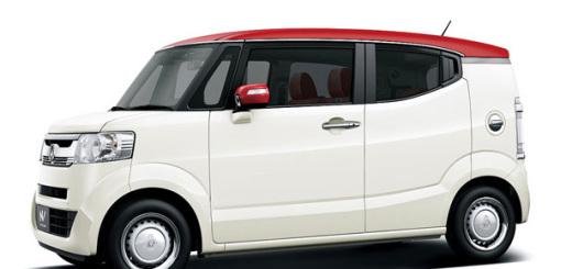 新型軽乗用車「N-BOX SLASH」