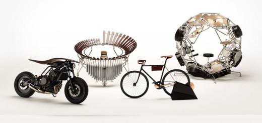 『第9回サンテティエンヌ国際デザインビエンナーレ2015(Biennale Internationale Design Saint-Étienne)』出展作品