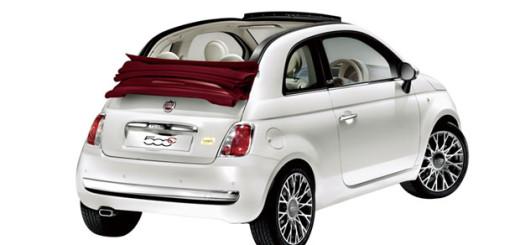 Fiat 500C Mimosa