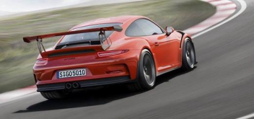 ポルシェ「911 GT3-RS」